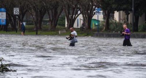 Uragano Sally, più di 500mila americani al buio