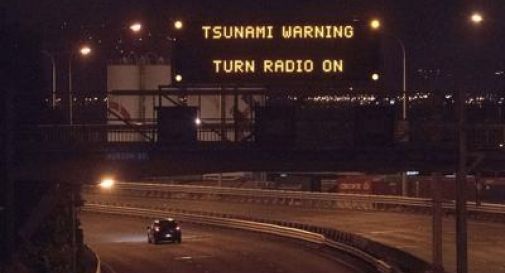 Nuova Zelanda, terremoto di magnitudo 7.8. E' allarme tsunami