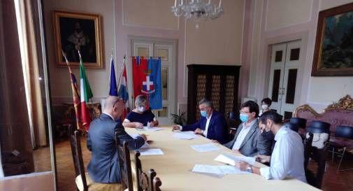 L'accordoperilpassaggiodalDemanioaiVigilidelFuocodellanuovacaserma di Vittorio Veneto,