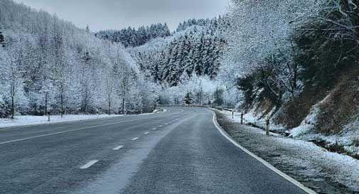 Arriva il freddo: temperature a picco