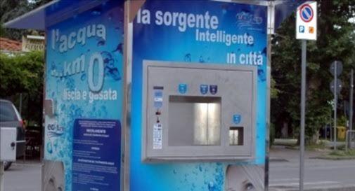 """""""Vogliamo le casette dell'acqua anche a Montebelluna"""""""