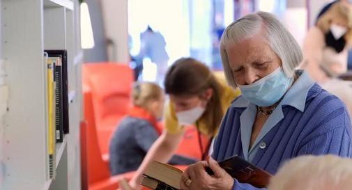 Progetto lettura: al Centro Sartor applicato il Metodo Montessori agli anziani