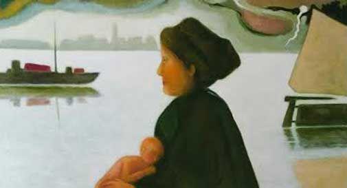 Conegliano, le opere di Giuseppe Vio in mostra a Palazzo Sarcinelli
