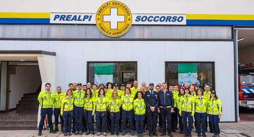 """Suem 118 """"Prealpi Soccorso"""" di Cordignano: nuovi orari e partenza anche da Orsago per migliorare il servizio"""