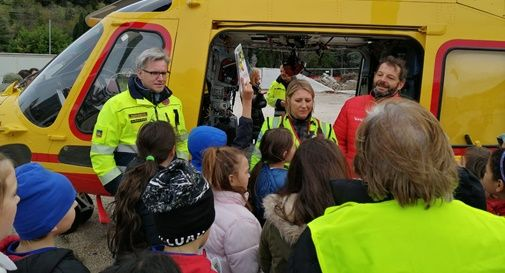 Protezione civile a Tarzo