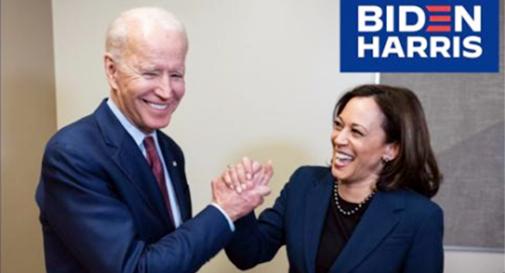 presidente Biden e del vicepresidente Harris