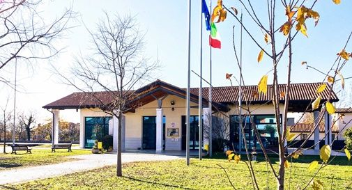 Centro frazionale di Guarda