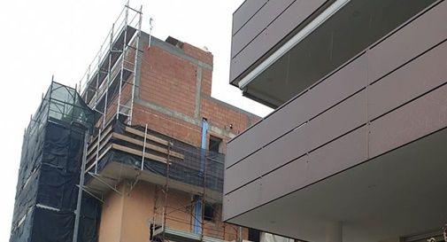 Condominio di via Romanina cresce