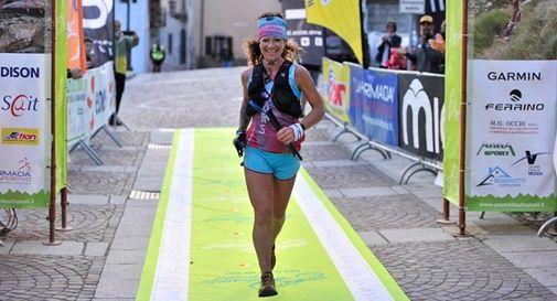 Cristiana vince la Adamello Ultra Trail
