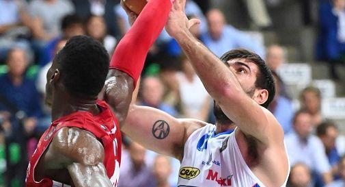 Milano supera Treviso in un Palaverde tutto esaurito