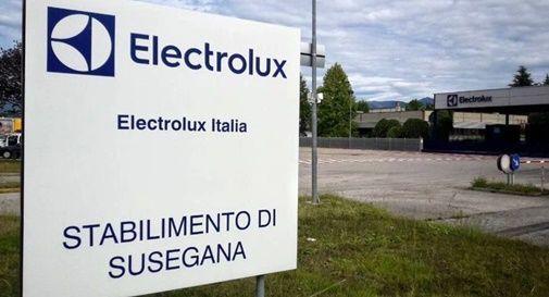 Green Pass, Electrolux: