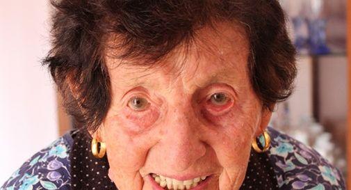 Si è spenta a 107 anni nonna Elvira Pellizzari