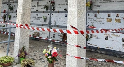 Cimitero Montebelluna chiuso