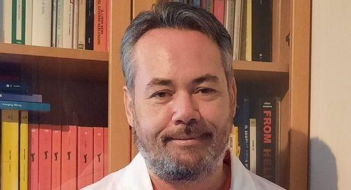 Professor Konstantinos Priftis del Dipartimento di Psicologia Generale dell'Università di Padova