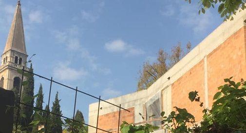 """Nuovo cemento sulle """"rive"""" di Montebelluna"""
