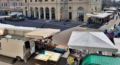 Mercato del mercoledì a Montebelluna