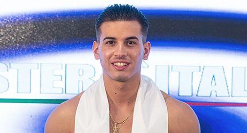 Patrik Lala si è aggiudicato il titolo di Mister Sorriso al concorso di Mister Italia