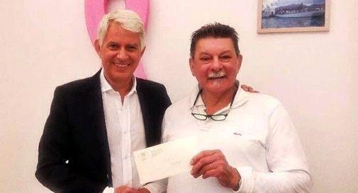 Con il Premio Locanda Da Gerry 3000 euro alla Lilt