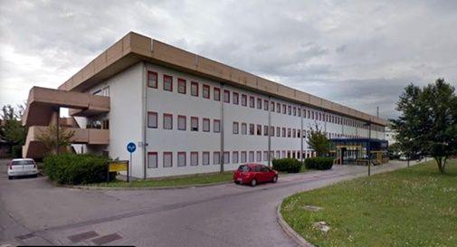 Reparto malattie infettive a Treviso