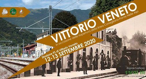 Treni a Vittorio Veneto