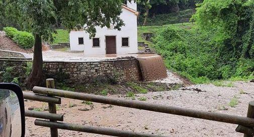 bomba d'acqua a San Vito di Valdobbiadene