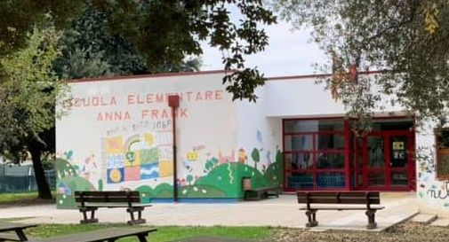 Scuola Anna Frank a Mogliano