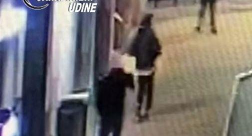 Rapina a Udine