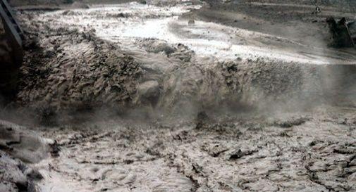 colata di fango