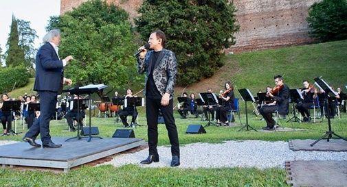Concerto di Diego Basso e Roby Facchinetti a Castelfranco