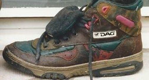 Il cadavere di una donna assassinata ha come unico indizio un paio di scarpe prodotte a Montebelluna