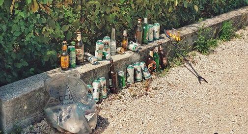 """""""Vietate la vendita di alcolici vicino al Parco Manin"""""""