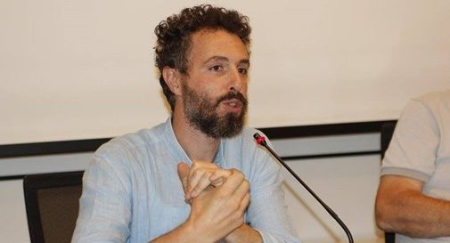 Matteo Melchiorre, direttore del Museo, oltre che della Biblioteca comuna e dell'Archivio storico