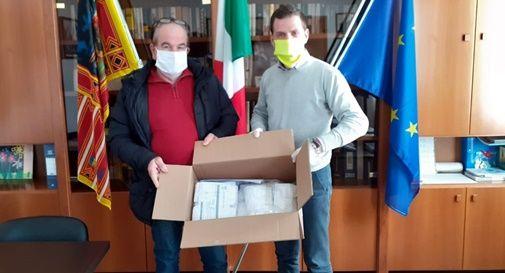 La Pro Loco dona 300 mascherine al Comune di Farra di Soligo