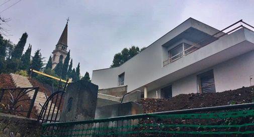 Finita oramai la palazzina delle polemiche a Montebelluna