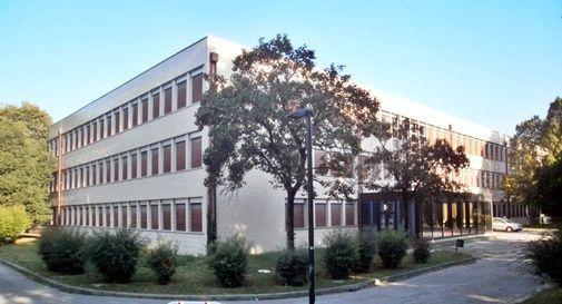 Padiglione ovest dell'ospedale di Castelfranco Veneto