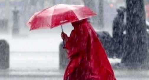 Meteo: violenti temporali con vento forte