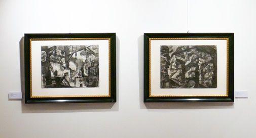 Riapre la mostra a Mogliano dedicata a Gianbattista Piranesi