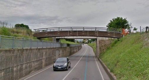 """Anche Castelfranco ha il suo """"ponte dei sospiri"""""""