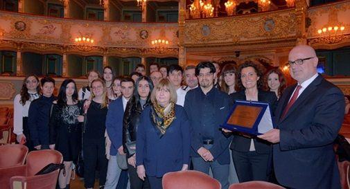 Premiati alla Fenice di Venezia i ragazzi del liceo Rosselli di Castelfranco