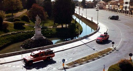 Sanificazione a Castelfranco