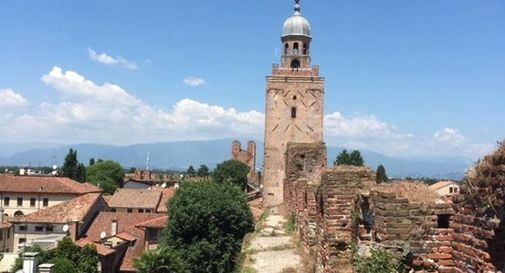 Torre sud est di Castelfranco Veneto