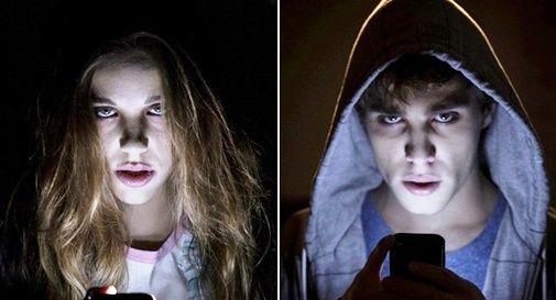 vampiri dei social media