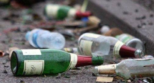 Festa Random, vietati bicchieri e bottiglie di vetro