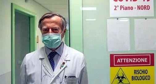 """""""La curva epidemica è fuori controllo"""": secondo il virologo Andreoni"""