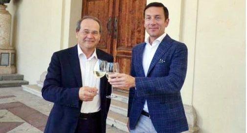 Floriano Zambon e Piero Garbellotto