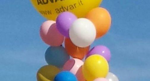 Tutti in marcia per sostenere l'Advar