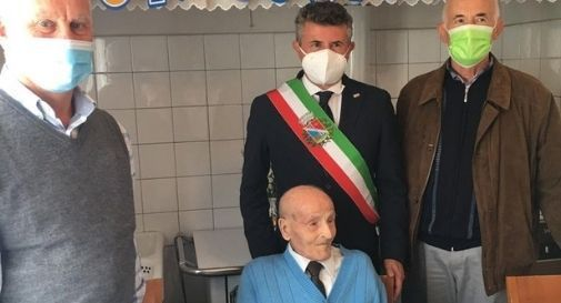107 anni pietro fornasier