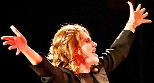 La direttrice d'orchestra Elisabetta Maschio