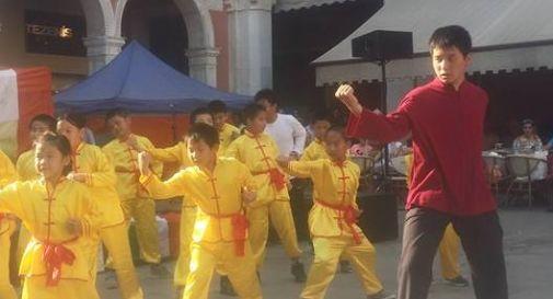 Festa in piazza dei Signori per la cittadinanza onoraria a 75 bambini