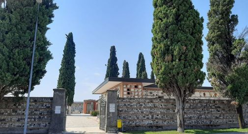 Cimitero di Caonada
